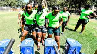World Rugby's announcement on Tuesday of a global women's season was met with great excitement by the Springbok Women . Photo: @WomenBoks via Twitter