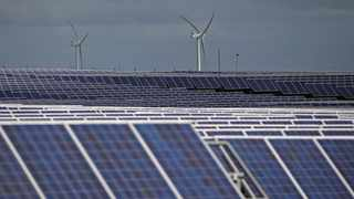"""World Wide Fund for Nature SA low-carbon frameworks programme manager Louise Naudé said: """"Shifting our electricity supply to renewables at a rapid rate yields a lot of emission reductions in one fell swoop."""" Photo: Max Rossi/Reuters"""