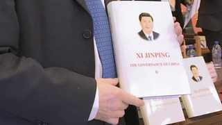Xi Jinping, the Governance of China Volume II was unveiled to the South African public this week. Picture: Kevin Ritchie