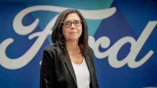 YOTA Baron has spent her 31-year career at Ford, and succeeds Joseph Verga, who will be repatriating to the US after four years as CFO. Photo supplied.