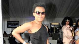 ZODWA Wabantu's controversial outfit from the Vodacom Durban July last year. Now she has changed her life around and joined a political party. | Motshwari Mofokeng African News Agency (ANA)