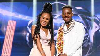Zama and Mr Music. Picture: Supplied