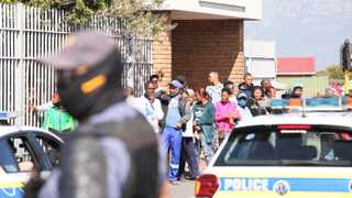 Zane Killian appeared in the Bishop Lavis Magistrate's Court yesterday. Picture: Leon Lestrade / African News Agency.