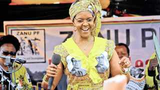 Zimbabwe's First Lady Grace Mugabe has spent millions on new properties, a spectacular diamond and the building of the country's most expensive schools.