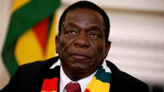 Zimbabwean President Emmerson Mnangagwa and his finance chief want a new currency by March. Photo: Philimon Bulawayo/Reuters/African News Agency (ANA)