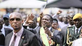 Zimbabwean President Emmerson Mnangagwa has committed his intentions to create a market-led, private sector-driven economy in Zimbabwe. Photo: AP