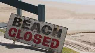 eThekwini Municipality said several beaches along the KZN north coast remain closed following last month's chemical spill.Picture: SUPPLIED