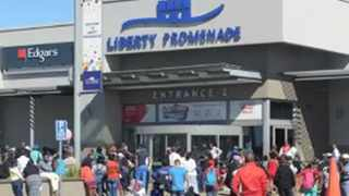 scene: Armed robbers stole cellphones from Edgars at Mitchells Plain's Promenade Mall