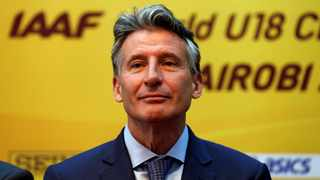 IAAF's President Sebastian Coe says he is the right man for the job in athletics. Photo: Thomas Mukoya/Reuters