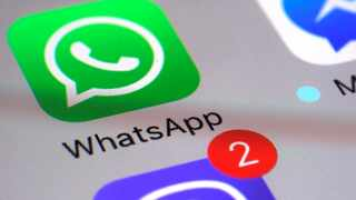 Users of WhatsApp in China and security researchers reported widespread service disruptions amid fears that the popular messaging service may be blocked by authorities in the world's most populous country. The app was inaccessible unless virtual private network software was used to circumvent China's censorship apparatus, known colloquially as The Great Firewall. (AP Photo/Patrick Sison, File)