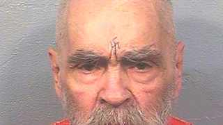 "Charles Manson, the U.S. cult leader who orchestrated a string of gruesome killings in Southern California by his ""family"" of young followers in the late 1960s, has died. Picture: California Department of Corrections and Rehabilitation via AP"