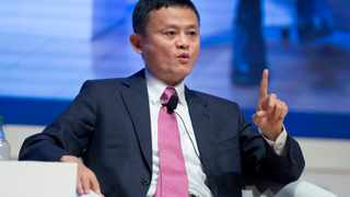 Alibaba's Jack Ma will step down from the Chinese firm on Tuesday, leaving his handpicked successor a daunting task of steering the $460 billion juggernaut. Photo: (Xinhua/Martin Zabala)