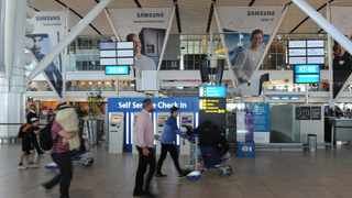 Cape Town International Airport  Picture Henk Kruger/ANA/African News Agency