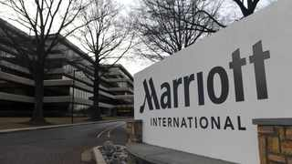 (180112) -- BETHESDA, Jan. 12, 2018 (Xinhua) -- Photo taken on Jan. 11, 2018 shows the headquarters of Marriott International in Bethesda, Maryland, the United States. U.S. hotel chain Marriott's chief executive officer (CEO) apologized Thursday for listing Tibet, among other parts of China, as an independent country in a mail questionnaire, and promised to take measures to prevent such incidents. (Xinhua/Yin Bogu) (zf)