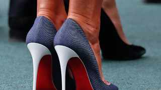 Wearing stilettos or pencil heels might be fashionable but it can have an adverse effect on health, especially bones. (AP Photo/Pablo Martinez Monsivais)