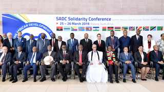 Members of delegations from participating countries at the Southern African Development Community (SADC) Solidarity Conference with Western Sahara held in Pretoria. Pictures: Jairus Mmutle/GCIS