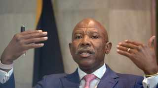 Sarb Governonr Lesetja Kganyakgo said the Constitution had an important place in the work of the Reserve Bank. Photo: Thobile Mathonsi/African News Agency (ANA)