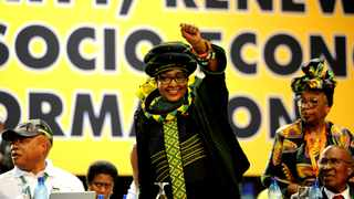 The ANC marked the one-year anniversary of the death of liberation stalwart Winnie Madikizela-Mandela. Picture: Ayanda Ndamane/African News agency/ANA