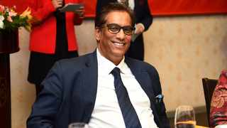 Dr Iqbal Survé, the chairperson of Sekunjalo Investment Holdings, believes Africa's true potential lies in its people. Photo: Phando Jikelo/African News Agency (ANA)