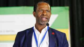 Health portfolio committee chairperson Dr Sibongiseni Dhlomo told a meeting in Jozini, KwaZulu-Natal, on the National Health Insurance that the right to healthcare and the right to life superseded all other rights. Picture: Doctor Ngcobo/African News Agency (ANA)