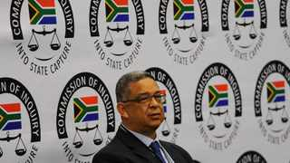 Former Independent Police Investigative Directorate (Ipid) head Robert McBride testifying at the state capture inquiry. File picture: Bhekikhaya Mabaso/African News Agency (ANA)