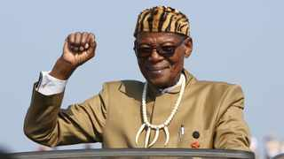 IFP leader Mangosuthu Buthelezi, who is traditional prime minister to Zulu King Goodwill Zwelithini and the Zulu nation. File photo: ANA/Sibonelo Ngcobo.