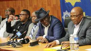 An integrated team of ministers, led by KwaZulu-Natal Premier Sihle Zikalala, came together on June 3, 2019 to try and end the violent attacks on trucks on the N3. Picture: Doctor Ngcobo/African News Agency(ANA)