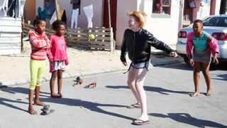 Phando Jikelo's picture series about a young Khayelitsha girl with albinism who is shunned by members of her community has won top honours in the photography section of the Western Cape regional Vodacom Journalism Awards.