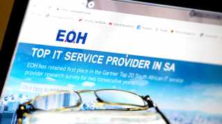 JSE-listed EOH Holdings has bolstered its executive team by appointing Fatima Newman as its chief risk officer and executive director. Photo: Karen Sandison/African News Agency (ANA)
