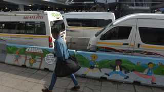 The City of Cape Town on Thursday said it was exploring alternative sites in the CBD for minibus-taxi operators displaced from the Station Deck. Picture: Courtney Africa/African News Agency(ANA)