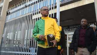 African National Congress national spokesperson Pule Mabe. Picture: Itumeleng English/ African News Agency(ANA)