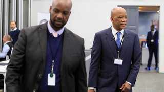 Former Transport Minister Ben Martins was a witness into the State Capture in Parktown. Picture: Simphiwe Mbokazi/African News Agency(ANA)
