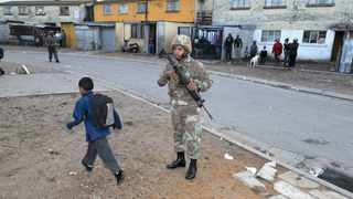 """The South African National Defence Force confirmed on Friday the deployment of a battalion under the """"Operation PROSPER"""". File picture: Henk Kruger/African News Agency (ANA)"""