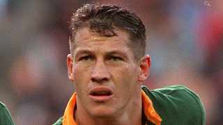 Former Springbok wing James Small died last week at the age of 50. Photo: African News Agency (ANA)