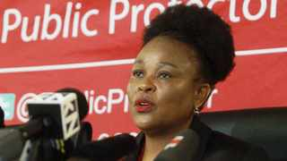 Public Protector advocate Busisiwe Mkhwebane. File picture: Jacques Naude/African News Agency(ANA).