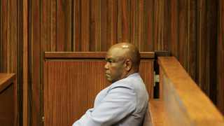 Former crime intelligence boss Richard Mdluli at the Johannesbrug High Court. File picture: Dimpho Maja/African News Agency(ANA)