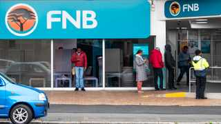 FNB has revealed plans to grow its branch network by adding seven more branches to its existing national footprint of 619 branches in South Africa. Photo: Dylan Jacobs/African News Agency(ANA)