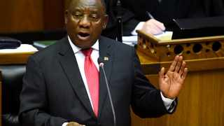 President Cyril Ramaphosa appeared before the National Assembly for an oral question and answer session. Picture: Phando Jikelo/African News Agency(ANA)