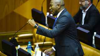 The DA said it found that party leader Mmusi Maimane committed no financial wrongdoing. Picture: Phando Jikelo/African News Agency(ANA)