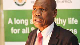 Minister of Health Dr Zweli Mkhize. Picture: Jairus Mmutle/GCIS