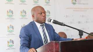 KZN Premier Sihle Zikalala has revealed that government will hold a multi-stakeholder summit to discuss ways of combating gender-based violence.  Picture: Motshwari Mofokeng/African News Agency(ANA)