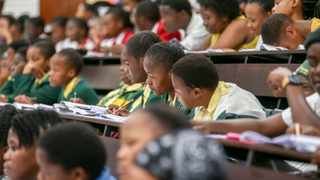 National Senior Certificate examinations after they have been concluded successfully with a  total of 790,405 candidates sitting for 147 question papers. Picture: Leon Lestrade/African News Agency(ANA)
