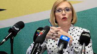 New DA Federal Council leader Helen Zille speaks at a press briefing following her election. File picture: Simphiwe Mbokazi/African News Agency(ANA).