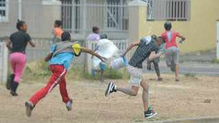 There have already been reports of youths in Tafelsig and the surrounding areas running around with pain, sticks and nugget intimidating people for Guy Fawkes. File Picture: Henk Kruger/African News Agency (ANA) Archives