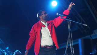 Sjava at the Music is King concert in Kingspark, Durban. Picture: Doctor Ngcobo/African News Agency (ANA) Archives