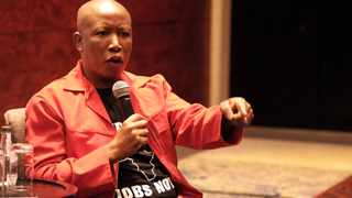 EFF leader Julius Malema. Picture: Ian Landsberg/African News Agency (ANA) Archives