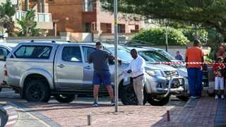 A Bluff man fought off car thieves at Ansteys Beach,Bluff. Picture Leon Lestrade/African News Agency(ANA)