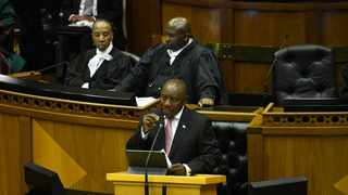 Cyril Ramaphosa was elected president of the Republic of South African, unopposed, in the National Assembly on Wednesday. Picture: Supplied/GCIS.