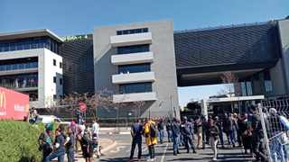 BLF members denied access to the State Capture Inquiry. File picture: Thembelihle Mkhonza/ANA.