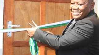 North West Local Government MEC Gordon Kegakilwe has passed away from Covid-pneumonia  PHOTO: ANA